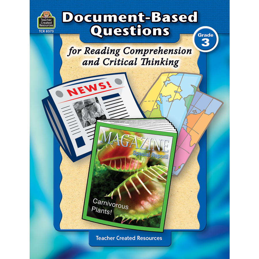 critical thinking strategies for reading comprehension