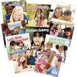 Little World Social Skills Set of 10 Books