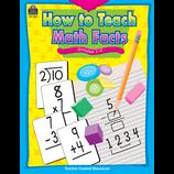 How to Teach Math Facts Grade 1-4