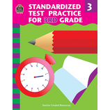 Standardized Test Practice for 3rd Grade