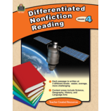 Differentiated Nonfiction Reading Grade 4