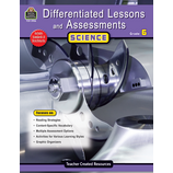 Differentiated Lessons & Assessments: Science Grade 6