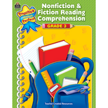 Nonfiction & Fiction Reading Comprehension Grade 3