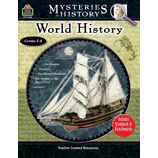 Mysteries in History: World History