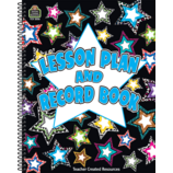 Fancy Stars Lesson Plan & Record Book