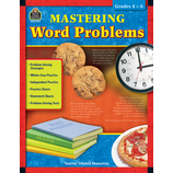 Mastering Word Problems Grades 4-6