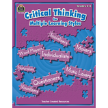 Critical Thinking for Multiple Learning Styles