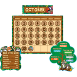 Ranger Rick Calendar Bulletin Board