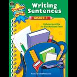 Writing Sentences Grade 3