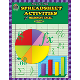 Step-by-Step Spreadsheet Activities for Excel(R)