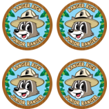 Ranger Rick Wear 'Em Badges