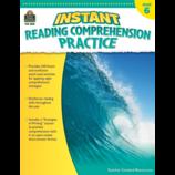 Instant Reading Comprehension Practice Grade 6