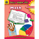 Daily Warm-Ups: Math, Grade 1