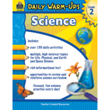 Daily Warm-Ups: Science Grade 2