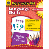 Daily Warm-Ups: Language Skills Grade 1