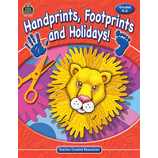 Handprints, Footprints and Holidays!