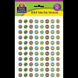 Superhero Mini Stickers Valu-Pak