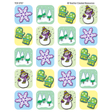 Winter Season Stickers