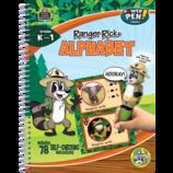 Ranger Rick Power Pen Learning Book: Alphabet
