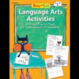 Pete the Cat Language Arts Activities Grade K