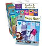 Super Science Activities Set (8 books)