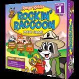 Ranger Rick Rockin' Raccoon Math Game Grade 1