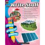 The Write Stuff Grade 4