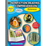 Nonfiction Reading Comprehension: Science, Grade 6