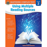 Mastering Complex Text Using Multiple Reading Sources Grade 2