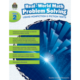 Real-World Math Problem Solving Grade 2