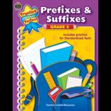 Prefixes & Suffixes Grade 5