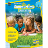 Summertime Learning Grade 2