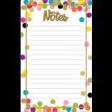 Confetti Notepad