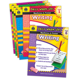 Daily Warm-Ups: Nonfiction & Fiction Writing Set (6 bks)