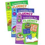 Activities for Fluency Set (3 bks)
