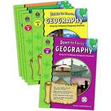 Down to Earth Geography Set (6 bks)