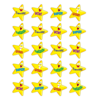 Encouraging Stars Stickers