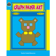 TCR0052 Graph Paper Art