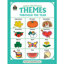 TCR0146 Early Childhood Themes Through the Year