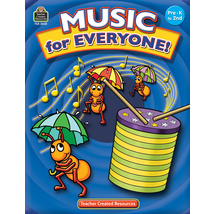 TCR2002 Music for Everyone!