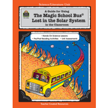 TCR2086 A Guide for Using The Magic School Bus(R) Lost in the Solar System in the Classroom