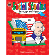 TCR2467 Social Studies Through the Year