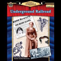 TCR3215 Spotlight on America: Underground Railroad