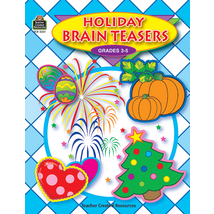 TCR3351 Holiday Brain Teasers