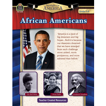 TCR3395 Spotlight On America: African Americans Grade 5-8