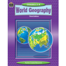 TCR3799 World Geography