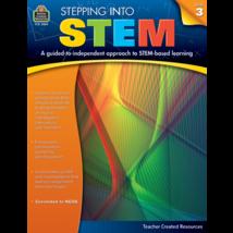 TCR3869 Stepping Into STEM Grade 3