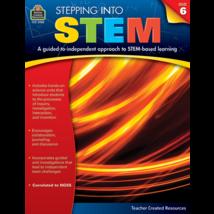 TCR3980 Stepping Into STEM Grade 6