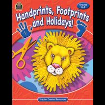 TCR5140 Handprints, Footprints and Holidays!