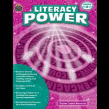 TCR8371 Literacy Power Grade 2